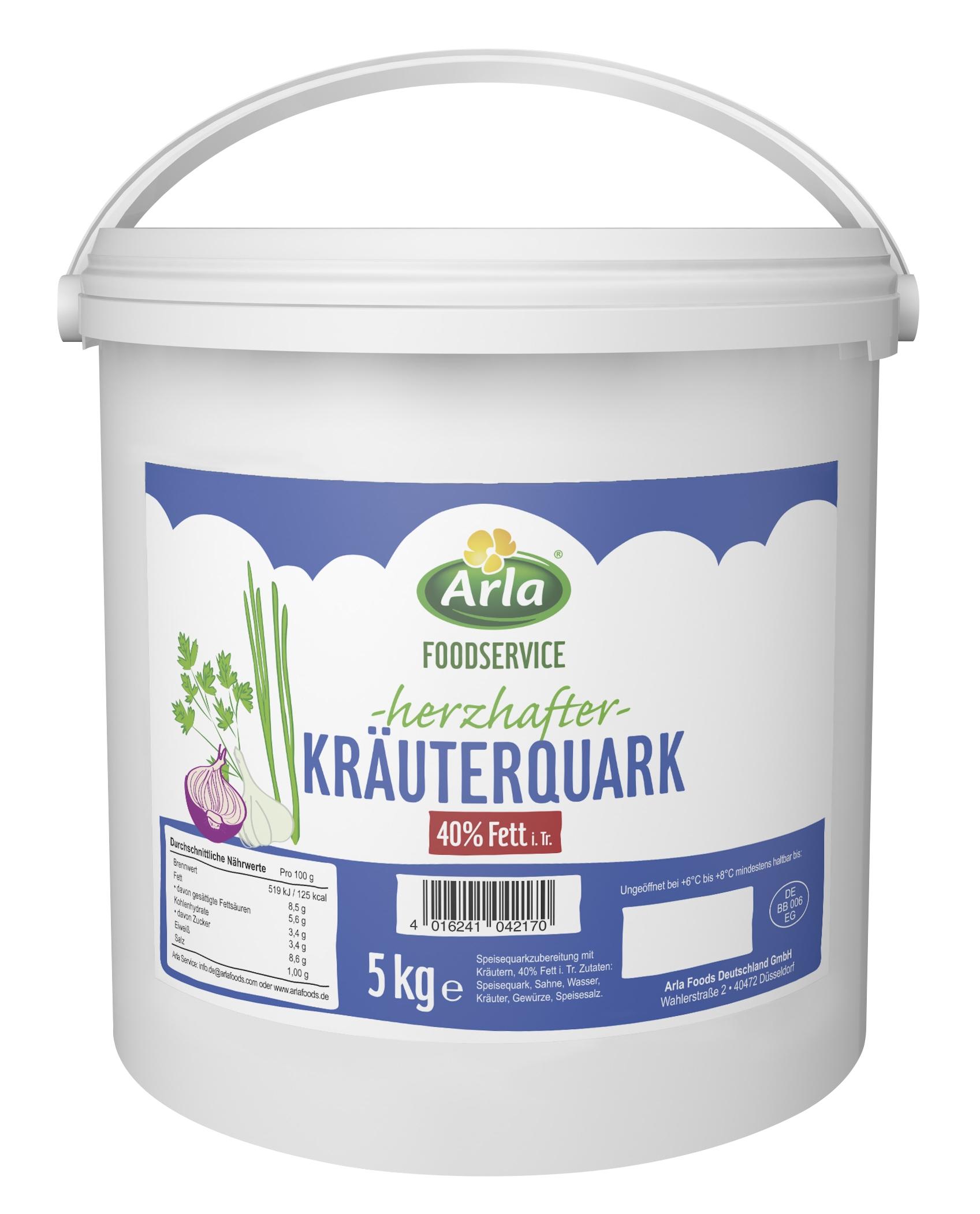 Arla Foodservice - Kräuterquark 2016