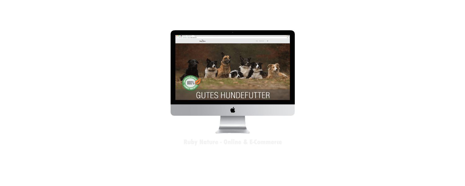 Ruby Nature - Online und E-Commerce